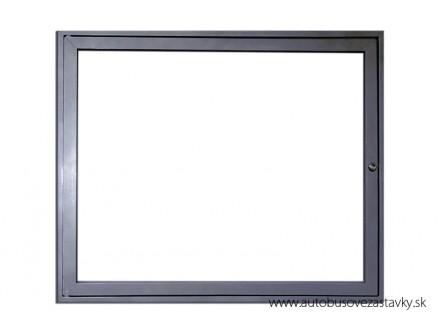 Informačná vitrína 1000x700mm
