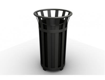 Kôš odpadkový Kov KO003